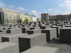 Architecture City Guide: Berlin  Monument to the Murdered Jews of Europe - Eisenman