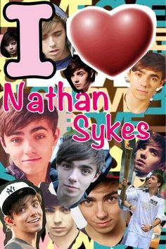 I <3 Nathan Sykes Collages