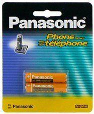 Panasonic Original Ni-MH Rechargeable Battery for the Panasonic KX-TGA935B, KX-TG9341T, KX-TG9342T & KX-TG9343T Digital Cordless Phone System by Panasonic. $8.99. Save 55% Off!