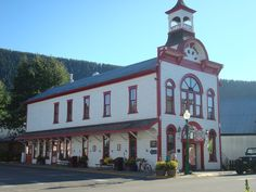 #onlyincrestedbutte Old Town Hall Crested Butte