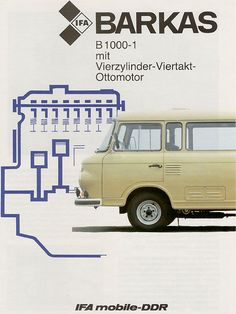 The Framo company was originally founded as the Frankenberg Metal Works factory by DKW founder Jorge Rasmussen, and his business partners, . Old Advertisements, Car Advertising, East German Car, Four Stroke Engine, Tube Chassis, Car Brochure, East Germany, Car Logos, Buggy