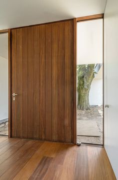 """BOUGHT - Our Front Door 7'3"""" high x 48"""" wide Mahogany stained """"Red Cedar"""""""