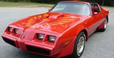 79' Trans Am My husband's first love...  But only in the color canary yellow!