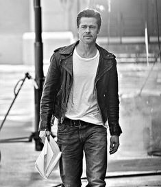 Brad Pitt Outfits for Every Style from Men's Fashion Idol - Outfit & Fashion