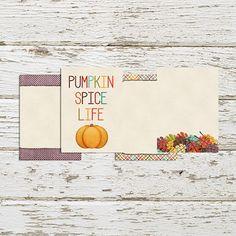 Free Pumpkin Spice J