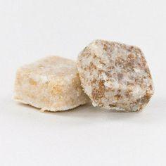 Goat Milk Soap Sugar Scrub Cubes - Oatmeal, Milk and Honey