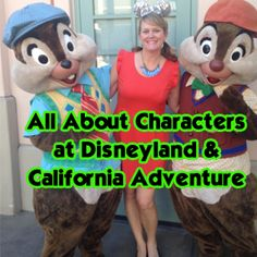 All About Characters at Disneyland and California Adventure (June 2015) - DLR Prep School