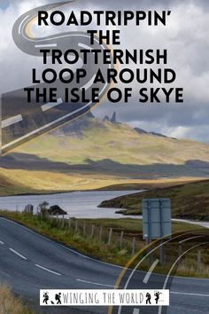 The Trotternish Loop is an incredible road which showcases the Isle of Skye's most stunning scenery. It makes for the perfect roadtrip and hits all of the main island highlights in less than a day! Travel Articles, Travel Tips, Road Trip, Highlights, Scenery, The Incredibles, Island, Adventure, World