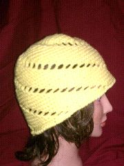 Materials: appx 100 yards worsted weight yarn (I used  Red Heart With Love in Daffodil)  G hook   Gauge: 16 stitches and 14 rows = 4 inc...