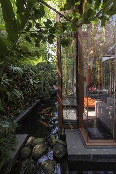 Landscape Architecture, Landscape Design, Architecture Design, House Landscape, Sustainable Architecture, Windows Architecture, Residential Architecture, Contemporary Architecture, Contemporary Interior