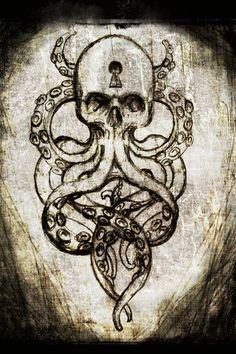 Resultado de imagen para cthulhu  designs
