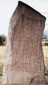 How the Rök Runes got their name