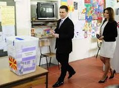 Election in India : Macedonia's elections