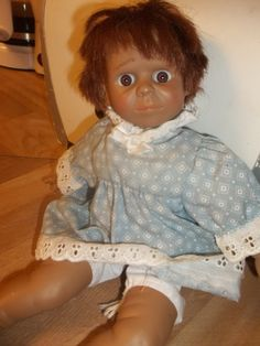 Ugly Baby Doll Trashed
