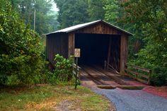 Elders Mill Bridge, Watkinsville, GA