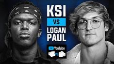 KSI and Logan Paul will face each other on August 2018 in a Boxing Match at Manchester Arena. KSI's brother CSG will be facing off Logan Paul's brother Jake Paul. Logan Paul Vs, Ksi Vs Logan, Logan And Jake, Jake Paul, Joe Weller, Gta 5 Online, Youtube Stars, Youtubers, Youtube