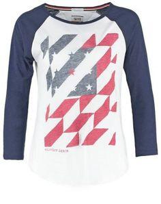 Hilfiger Denim Irsia Camiseta Manga Larga White camisetas y blusas Irsia white Manga Larga Denim Hilfiger camiseta Noe.Moda