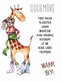 Afrikaanse Quotes, Goeie More, Good Morning Wishes, Cartoon Pics, Deep Thoughts, My Images, Messages, Words, Gallery