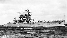 "germania-scriptor-honorem: "" Deutschland-class Heavy Cruiser Admiral Scheer of the Kriegsmarine. Fishing Boats For Sale, Heavy Cruiser, Military Diorama, Armada, Navy Ships, Korean War, Military Equipment, Pearl Harbor, Submarines"