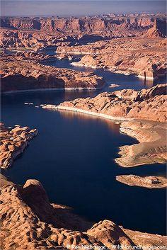 Glen Canyon National Recreation Area, Lake Powell, Utah