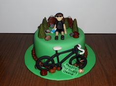 Mountain Bike Cake http://whatisthebestmountainbike.com/
