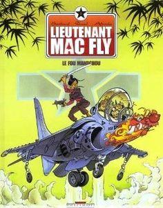 Lieutenent Mac Fly