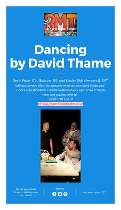 Dancing by David Thame