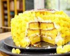 Le Mimosa de Mercotte - Le Meilleur Pâtissier Saison 5