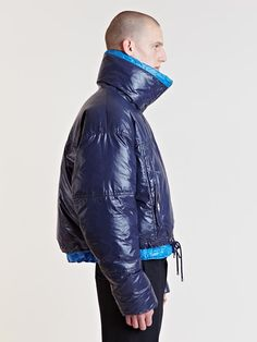 Raf Simons Archive AW06 Double Layer Padded Jacket
