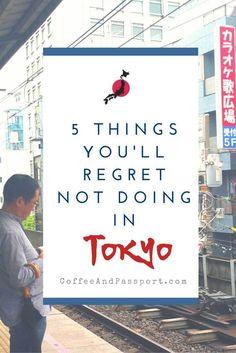things to do in tokyo http://www.coffeeandpassport.com #travel #tokyo #thingstodointokyo