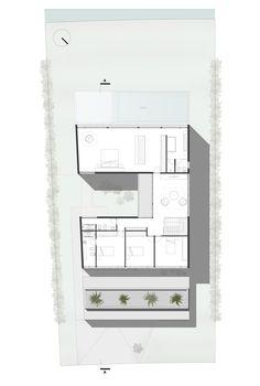 House Ef,Second Floor Plan