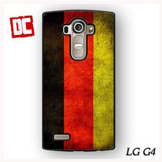Dirty Germany Flag for LG G3/G4
