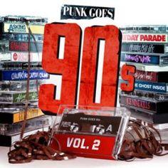 Various - Punk Goes '90s Vol 2 ♫ Album reviews at theMusic.com.au