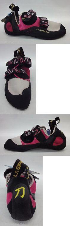 Women 158979: La Sportiva Womens Katana Climbing Shoes 295 Pink White Size 42 -> BUY IT NOW ONLY: $150 on eBay!