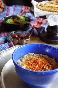Ralu TeRa: Puy lentil hummus with smoked paprika