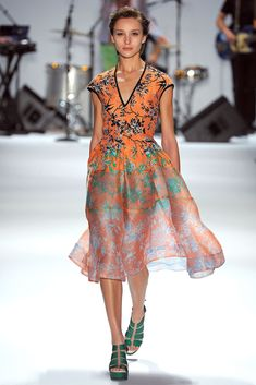 Nanette Lepore Spring 2013 Ready-to-Wear Fashion Show