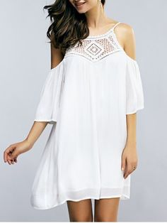 GET $50 NOW | Join RoseGal: Get YOUR $50 NOW!http://m.rosegal.com/cute-dresses/casual-crochet-patchwork-open-back-657104.html?seid=8012817rg657104