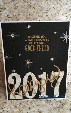 Team Stamp It New Years Blog Hop