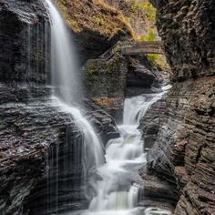 Home to 19 waterfalls and many scenic trails, Watkins Glen State Park is a true gem in upstate New York's Finger Lakes region. | Photo by Michael Orso