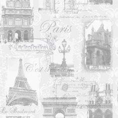 286719-Design-House-Paris-Silver-Motif-Wallpaper