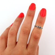 Knuckle ring | Midi ring