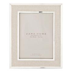 Metallic Picture Frame | ZARA HOME United States of America
