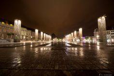 Place Saint-Lambert  - Liège - Belgique