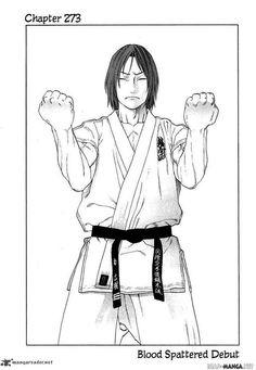 Read Karate Shoukoushi Kohinata Minoru Chapter 273