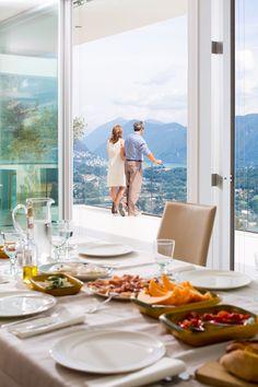 Villa Lombardo, Ticino, Switzerland Designed by Philipp Architekten - Anna Philipp
