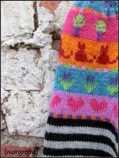 (morgrethe) butikk: hønsestrikk Yin Yang, Patterns, Knitting, Baby, Block Prints, Tricot, Breien, Stricken, Weaving