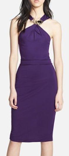 beautiful halter dress http://rstyle.me/n/jsanrpdpe