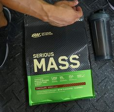 Optimum Nutrition Serious Mass Best Mass Gainer, Skinny Guys, Build Muscle, Weight Gain, Protein, Nutrition, Good Things, Gain Muscle, Muscle Building