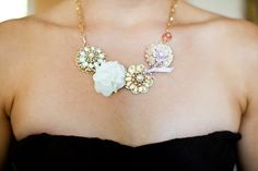 Statement Jewelry. Very Pretty. #Beautiful jewelry!!!#You would like...#