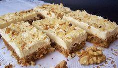 Starý recept s drobnými úpravami a v konečném důsledku jeden chutný koláček s oříškovým krémem a citrónovou chutí.